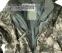 Куртка непромокаемая с флисовой подстёжкой - Mil-tec (AT-Digital) 0