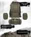 Рюкзак Assembly 36 л - Mil-Tec (Оливковый) 1