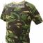 Камуфлированная футболка - Mil-tec  0