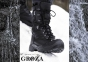 Берцы штурмовые GROZA-W U1-800 гидрофобная кожа утеплитель Thinsulate - Zenkis (Черные) 3