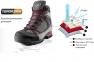 Ботинки ROCK OX 26, воловая кожа + мембрана TEPOR DRY (Италия) + подошва VIBRAM - Lytos (Коричневые) 0