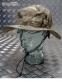 Панама Британской армии с защитой шеи, оригинал - Original British (Камуфляж) 0