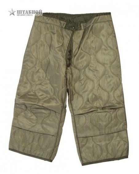 Стеганный утеплитель к брюкам - Mil-tec