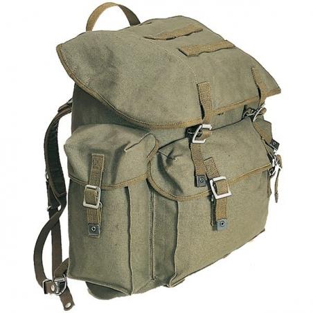 Рюкзак брезентовый Бундесвер 25 л - Mil-Tec