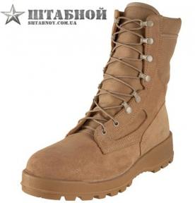 Ботинки T114 Tan Temperate Weather Combat Boot - Wellco