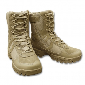 Ботинки PATROL на молнии - Mil-tec (Койот)
