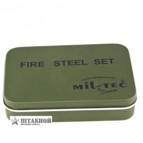 Набор для разжигания костра, Mil-Tec
