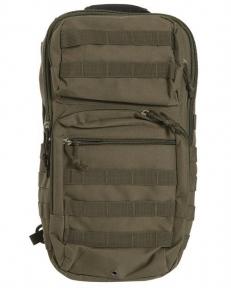 Рюкзак через плечо Assault 36 л - Mil-Tec (Оливковый)