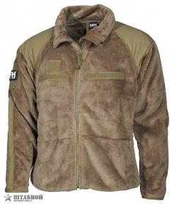 Флисовая куртка GENIII - Max Fuchs (Койот)