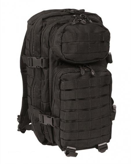 Рюкзак штурмовой 36л. Mil-Tec Assault (Черный)