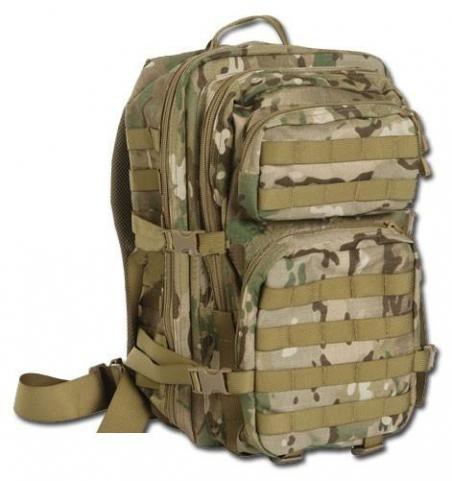 Рюкзак штурмовой 36 л - Mil-tec (Мультикам)