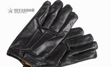 Кевларовые перчатки - Mil-tec (Черные)