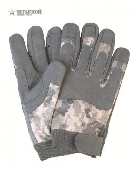 Армейские перчатки - Mil-tec (At-Digital)