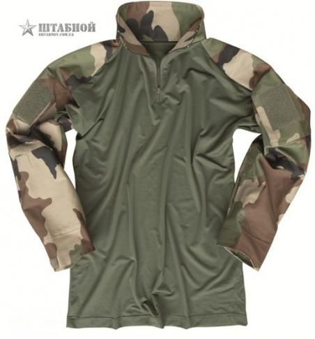 Тактическая полевая рубашка - Mil-tec (Камуфляжная)