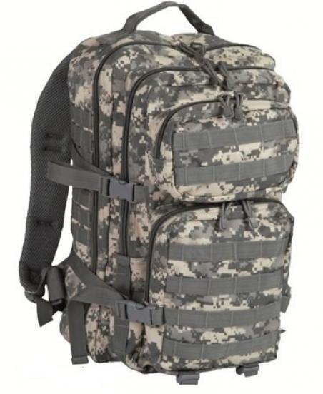 Рюкзак штурмовой США 36л - Mil-tec (AT-Digital)