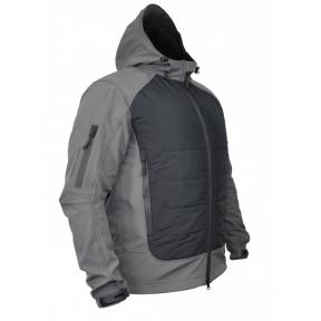 Куртка soft shell gladiator (Серый)