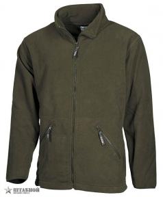 Куртка флисовая Arber - Max Fuchs (Оливковая)