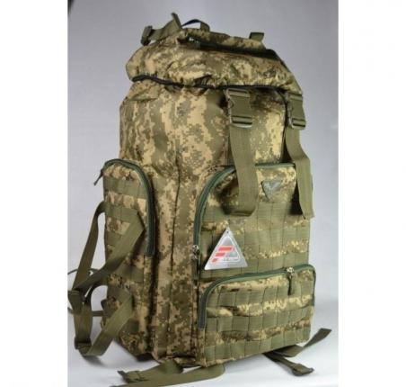 Рюкзак армейский 600 D, 60 литров - Украина (UA-Digital)