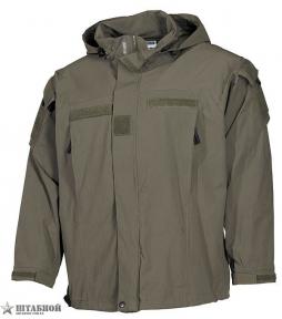 Куртка SoftShell GENIII - Max Fuchs (Оливковая)
