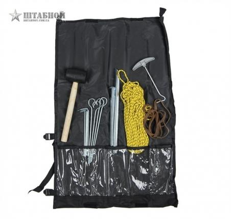 Набор для крепления палатки (колышки, молоток и др.) - Mil-tec