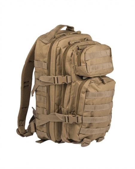 Рюкзак штурмовой Assault 20 л - Mil-Tec (Койот)