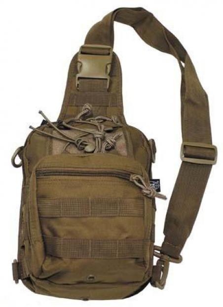 Рюкзак однолямочный