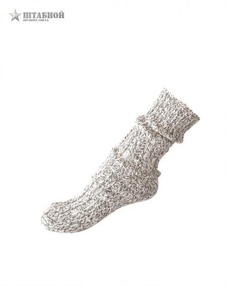 Носки норвежские шерстяные - Mil-tec (Серые)