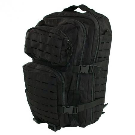 Рюкзак штурмовой LazerCut 36 л - Mil-Tec (Черный)