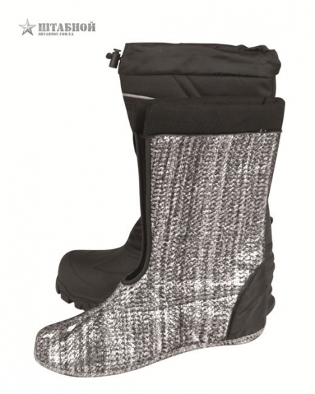 Утеплитель к зимним арктическим ботинкам (неопреон.носок) - Mil-tec