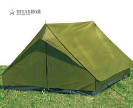 Палатка 2-х местная Super Mini - Mil-tec (Оливковая)