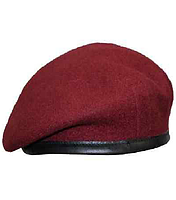 Берет краповый со швом - Zenkis (Красный)