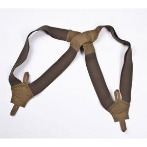 Подтяжки для костюма горка - Chameleon (Оливковые)