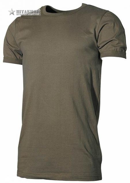 BW футболка под одежду - Max Fuchs (Оливковая)