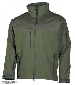 Куртка Soft Shell Australia - Max Fuchs (Оливковая)