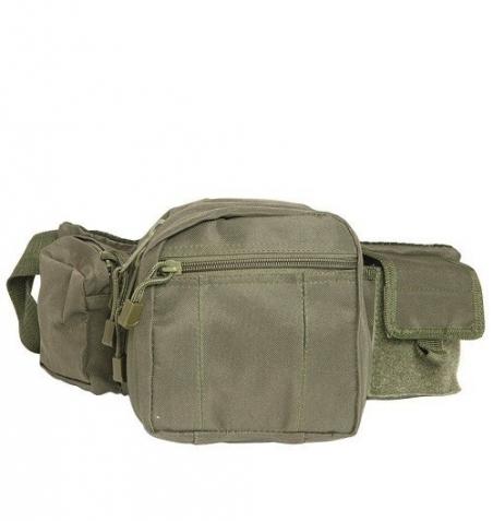 Сумка-пояс Tactical Fanny Pack - Mil-Tec (Оливковая)