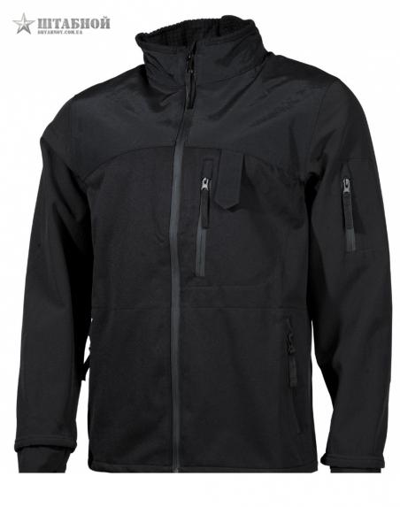 Куртка USMC, водонепроницаемая - Max Fuchs (Черная)