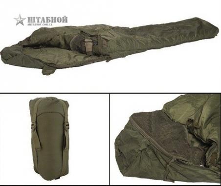 Спальник зимний тактический T5 (-20C) - Mil-tec
