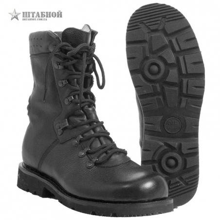 Ботинки Бундесвер TYPE 2000 Combat Boots - Mil-tec (Черные)