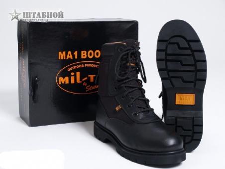 Ботинки MA1 - Mil-tec (Черные)