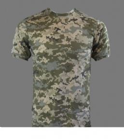 Камуфлированная футболка (UA-Digital)