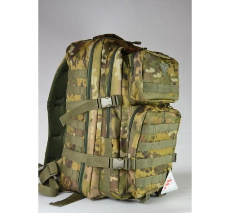 Рюкзак тактический 600 D, 45 литров - Украина (Мультикам)