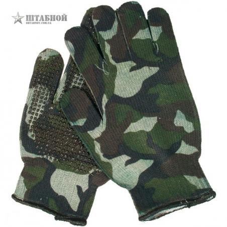 Перчатки рабочие - Mil-tec (Лиственные)