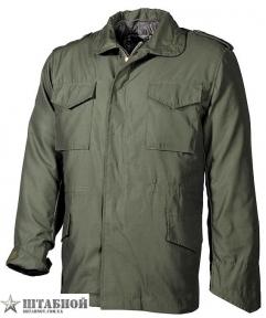 Куртка М65 с подкладкой - Max Fuchs (Оливковая)