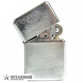 Зажигалка бензиновая (крацовый металл), Mil-Tec