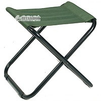Складной стул без спинки - Mil-tec (Оливковый)