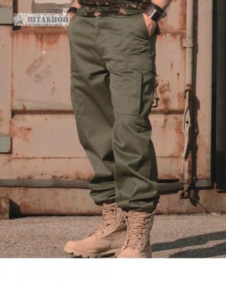 Брюки Ranger BDU США - Mil-tec (Оливковые)