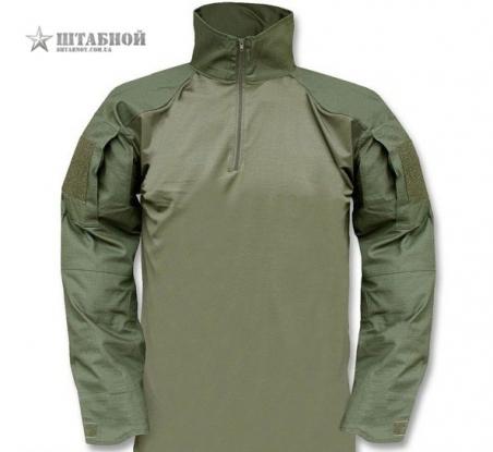 Тактическая полевая рубашка - Mil-tec (Оливковая)
