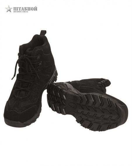 Ботинки Trooper 5 - Mil-tec (Черные)