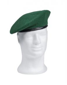 Берет со швом - Zenkis (Зеленый)