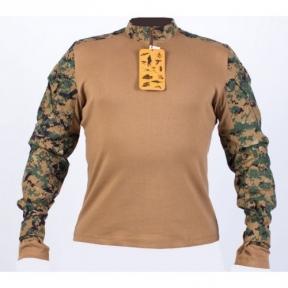 Рубашка ACU - Chameleon (Digital Woodland)